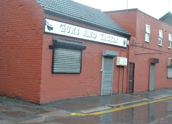 Thumbnail Retail premises for sale in 251 Ashby High Street, Scunthorpe
