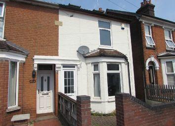 Thumbnail 3 bed semi-detached house to rent in Richmond Road, Ipswich