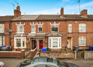 Thumbnail 4 bed terraced house for sale in Leicester Street, Burton-On-Trent