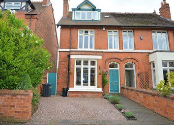 Thumbnail 5 bedroom semi-detached house for sale in Cambridge Road, Moseley, Birmingham