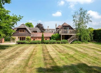 Thumbnail 5 bed barn conversion for sale in Pinewoods Road, Longworth, Abingdon