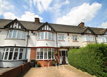 Thumbnail 3 bed terraced house for sale in Grange Road, Gravesend