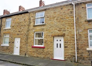 Thumbnail 2 bed terraced house for sale in South Cross Street, Leadgate, Consett