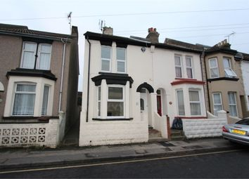 Thumbnail 3 bedroom terraced house to rent in Livingstone Road, Gillingham, Kent