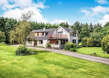 Thumbnail 5 bed detached house for sale in Freeburn Cottage, Tomatin, Inverness