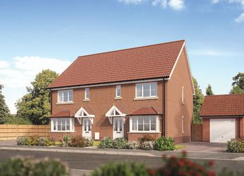 Thumbnail 3 bedroom detached house for sale in Orchard Crescent, King's Lynn