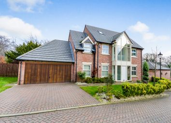 Thumbnail 5 bed detached house for sale in Queensway Court, Rotherham