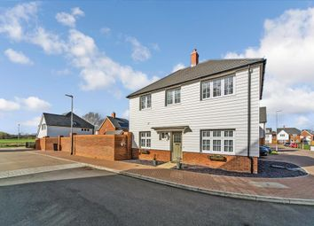 Thumbnail 3 bed detached house for sale in Gaskin Way, Marden, Kent