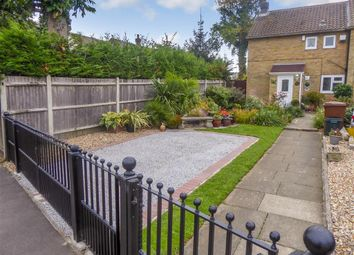 Thumbnail 2 bed end terrace house for sale in Gorse Avenue, Walderslade, Chatham, Kent