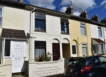 Thumbnail 2 bed terraced house for sale in Trafalgar Road West, Gorleston, Great Yamouth