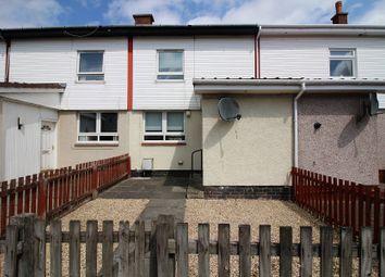 Thumbnail 2 bed terraced house for sale in Rowan Drive, Blackburn, Bathgate