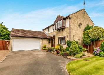 Thumbnail 4 bedroom detached house for sale in Manor Close, Drighlington, Bradford