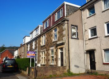 Thumbnail 2 bed flat to rent in Frazer Street, Largs, North Ayrshire