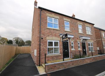 Thumbnail 3 bed semi-detached house for sale in Leeming Gate, Leeming Bar, Northallerton