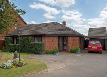 Thumbnail 2 bed bungalow for sale in Heath Road, Market Bosworth, Nuneaton