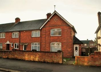 Thumbnail 3 bedroom terraced house for sale in Kingsland Avenue, Kingsthorpe, Northampton