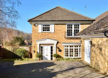 Thumbnail 4 bed detached house for sale in The Coppice, Seer Green, Beaconsfield