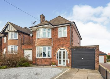 Thumbnail 3 bed detached house for sale in Cromford Road, Langley Mill, Nottingham, Derbyshire
