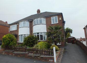 Thumbnail 3 bedroom terraced house to rent in Eden Mount, Leeds