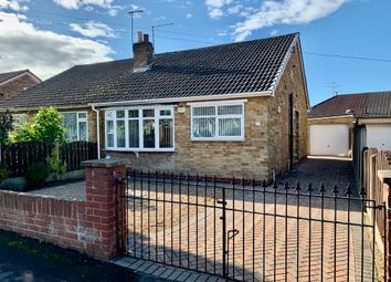 Thumbnail 2 bed semi-detached bungalow for sale in Herrick Road, Barnby Dun, Doncaster