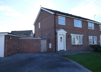 Thumbnail 3 bed semi-detached house to rent in Chestnut Garth, Burton Pidsea, Hull