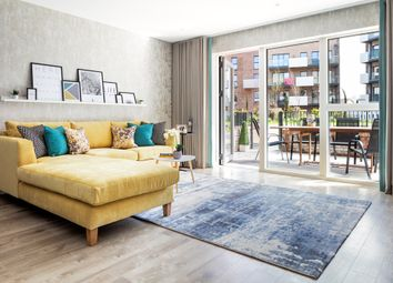 """Thumbnail 2 bed flat for sale in """"Apartment"""" at Broomsleigh Business Park, Worsley Bridge Road, London"""