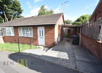 Thumbnail 1 bed semi-detached bungalow for sale in Barleyfield, Bamber Bridge, Preston