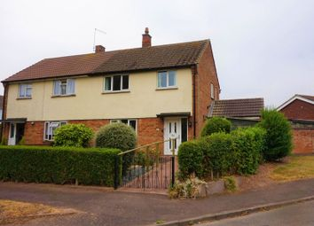 Thumbnail 3 bed semi-detached house for sale in Parkfield Crescent, Appleby Magna, Swadlincote
