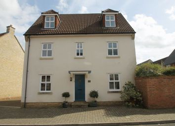 Thumbnail 4 bed detached house for sale in Osmond Drive, Wells