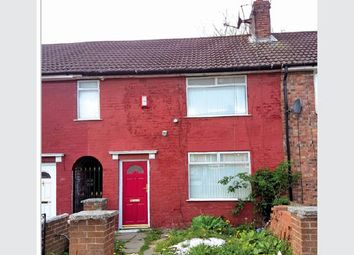 Thumbnail 3 bed terraced house for sale in Beversbrook Road, West Derby, Liverpool