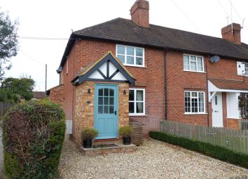 Thumbnail 2 bed end terrace house for sale in Sutton Road, Cookham, Maidenhead