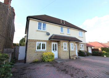 Thumbnail 3 bed semi-detached house for sale in Hurst Road, West Molesey
