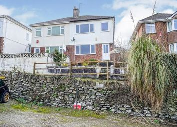 3 bed semi-detached house for sale in Plymstock, Plymouth, Devon PL9