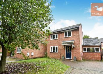 Thumbnail 3 bed detached house for sale in Livermore Green, Werrington, Peterborough