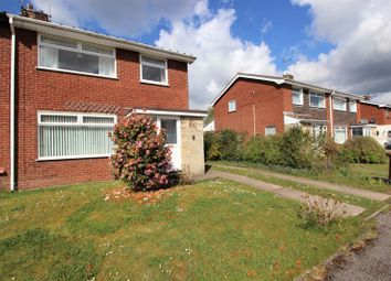 Thumbnail 3 bed semi-detached house for sale in Maid Marion Drive, Edwinstowe, Mansfield