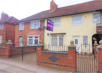 Thumbnail 3 bed terraced house for sale in Ridgmont Avenue, Liverpool