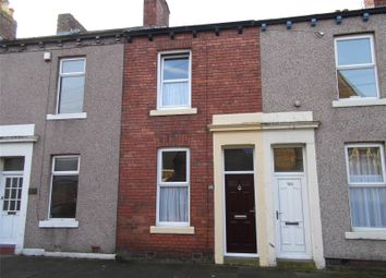 Thumbnail 2 bed terraced house for sale in 19 Newcastle Street, Carlisle, Cumbria