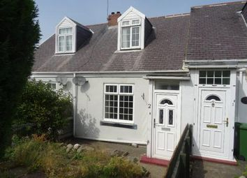 Thumbnail 1 bed bungalow to rent in George Street, Ryton