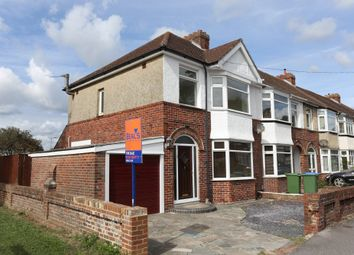 Thumbnail 3 bed semi-detached house for sale in Leigh Road, Fareham
