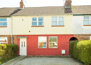 Thumbnail 4 bed terraced house for sale in Constantine Avenue, York