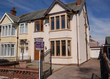 Thumbnail 5 bedroom semi-detached house for sale in Napier Avenue, Blackpool