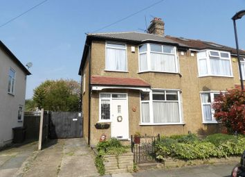 Thumbnail 3 bedroom semi-detached house for sale in Morley Hill, Enfield