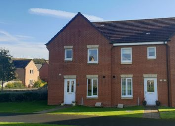 Thumbnail 3 bed end terrace house for sale in Kittlegairy View, Peebles