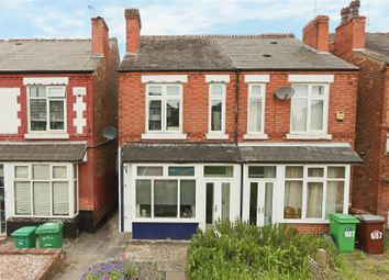 Thumbnail 2 bed semi-detached house for sale in Carlton Road, Thorneywood, Nottingham