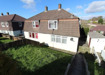 3 bed semi-detached house for sale in Kirkwall Road, Crownhill PL5
