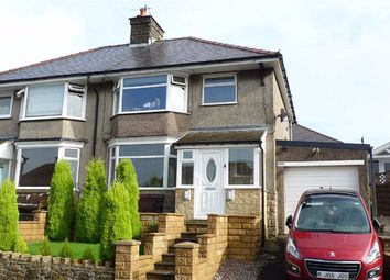 Thumbnail 3 bed semi-detached house for sale in Overdale Avenue, Buxton, Derbyshire