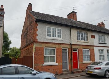 Thumbnail 2 bed end terrace house for sale in Station Road, Cropston, Leicester