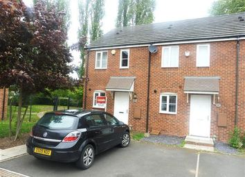 Thumbnail 2 bedroom semi-detached house to rent in Pitchwood Close, Darlaston, Wednesbury