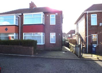 Thumbnail 2 bed semi-detached house for sale in Embleton Gardens, Newcastle Upon Tyne