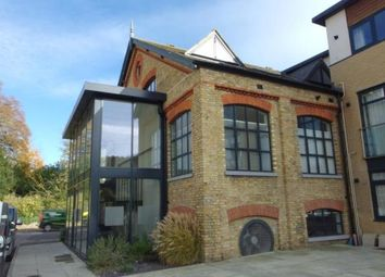 Thumbnail 2 bed flat for sale in Clock Tower Lofts, The Paper Mill, Crabble Hill, Dover